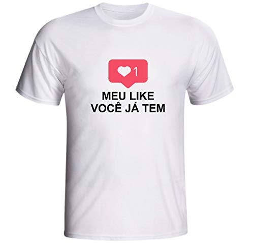 Camiseta My Like You Have Instagram Sung Phrases