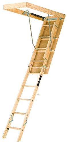 Louisville Ladder S254P 25.5X54X105 Wd ATC Stair,...