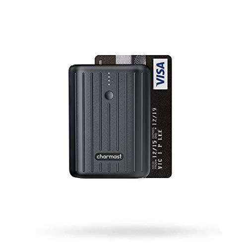 Charmast Mini Power Bank 10000mAh Quick Charge 3.0...
