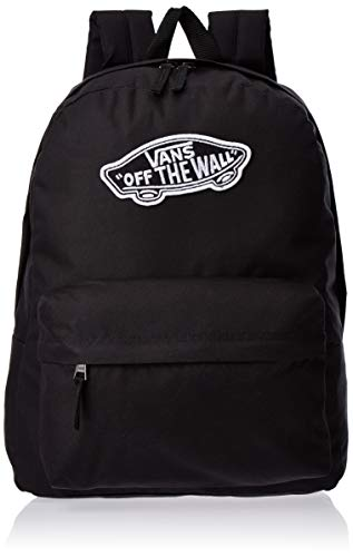 Vans Realm Backpack Mochila Tipo Casual, 42 cm, 22 Liters, N
