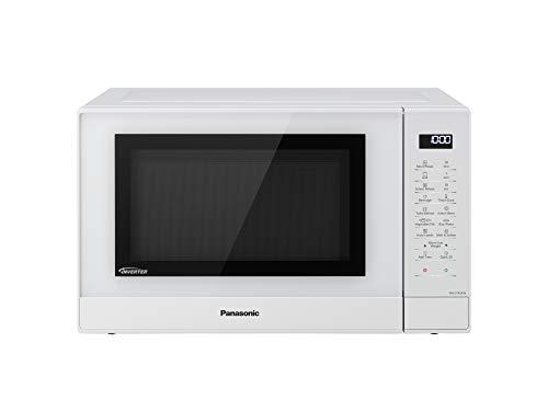 Panasonic NN-GT45KWSUG Forno a Microonde Combinato Inverter con Grill, 24 Programmi Automatici,...