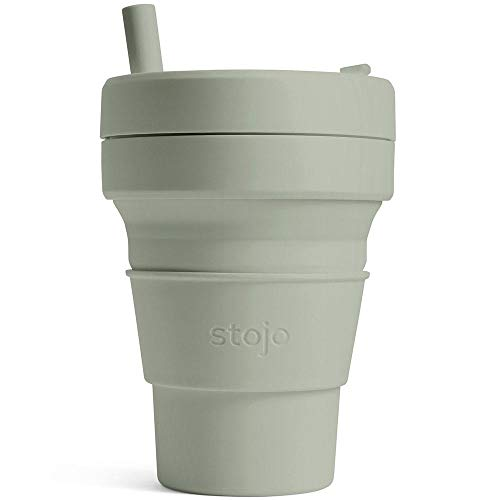 Stojo Biggie - Collapsible Travel Cup