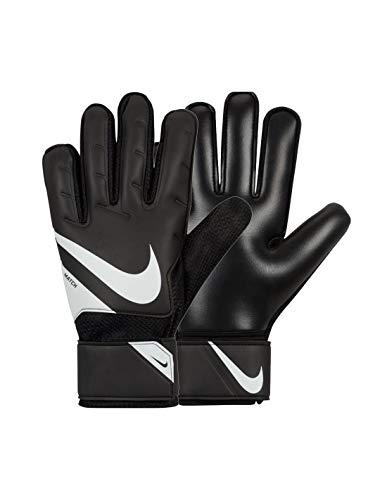 Nike Kinder NK GK Match JR-FA20 Soccer Gloves, Black/White/(White), 8