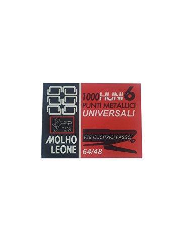 Molho Leone 31548 Punto Metallico Universale