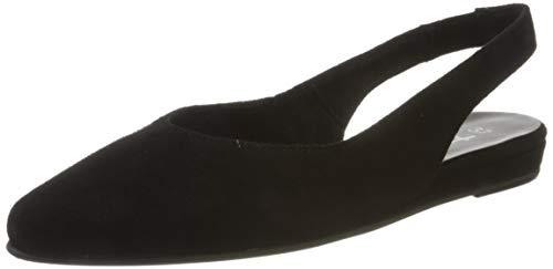 Tamaris 1-1-29406-24, Bailarinas Mujer, Negro (Black 001), 39 EU
