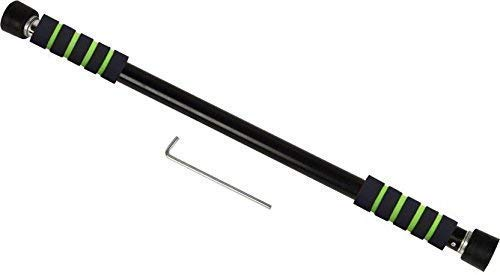 Arrowmax Steel Solid Construction Bar Chin Up Bar for Workout, Hanging Rod & Fitness Perfect Upper Body Exercise Equipment for Home