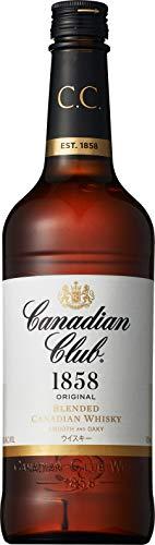 【ハイボールと相性抜群】カナディアンウイスキー カナディアンクラブ [ ウイスキー カナダ 700ml ]
