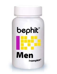 Bephit Men Muira Puama + Maca + L-Arginina + Ginseng 525 Mg Suplemento...