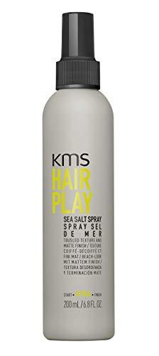 KMS Hairplay Sea Salt Spray, 6.7 Ounce