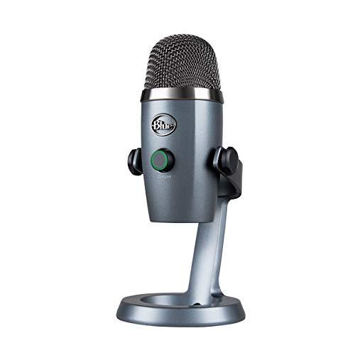 Blue Microphones Yeti Nano USB コンデンサー マイク Shadow Gray BM300SG 国内正規品 2年間メーカー保証