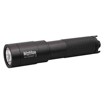 BigBlue AL1200N-II 1200 Lumen Narrow Beam Dive Light (Narrow Beam - Tail Switch)