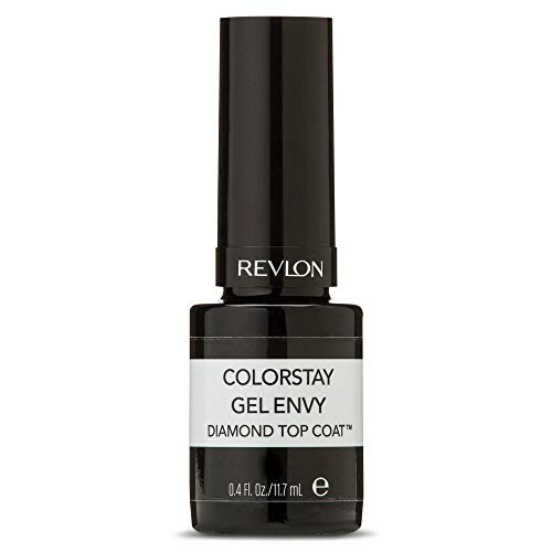 Revlon ColorStay Gel Envy Diamond Top Coat 0.4 oz (Pack of 3)