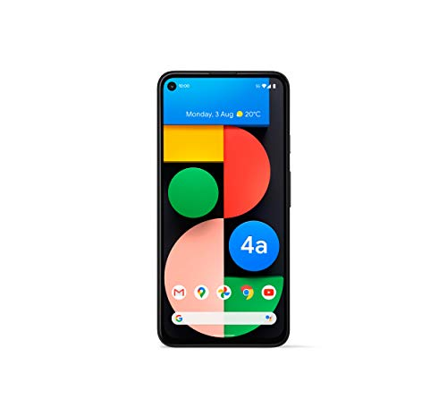 Google Pixel 4a with 5G (2020) G025I 128GB + 6GB RAM Factory