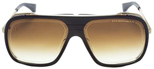 Dita Endurance 79 DTS 104 Lunettes de soleil aviateur or et noir avec...