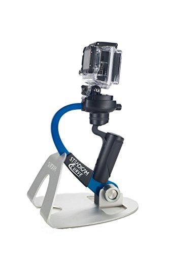 Steadicam Curve Stabilizzatore per GoPro, Blu