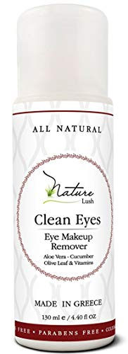 The Best Natural Eye & Face Makeup Remover - Oil...