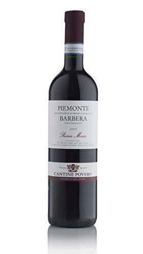 Cantine Povero - Piemonte Barbera'Prima Mossa' Frizzante Doc 0,75 lt.