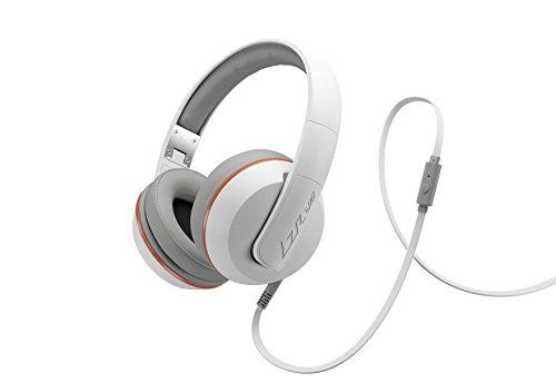 Magnat LZR 580 white vs. orange  FullSize Over Ear Headphone