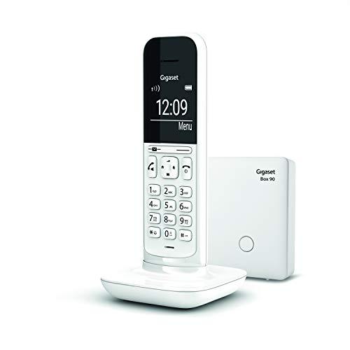 Gigaset CL390 Telefono Cordless, Funzione Black...