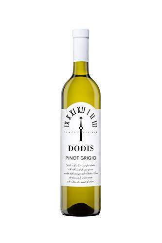 Pinot Grigio - Doc Friuli Colli Orientali - Friuli Venezia Giulia - Confezione da 6 bottiglie 0,75 L