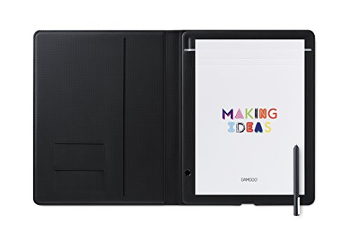 Wacom Bamboo Folio Smartpad Digital Notebook, Large...