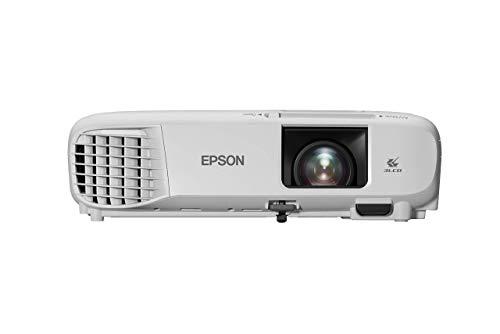 Epson EB-FH06 - Videoproiettore Full HD 1080p, Rapporto di contrasto 16.000:1, Luminosit 3500 lumen, Tecnologia 3LCD