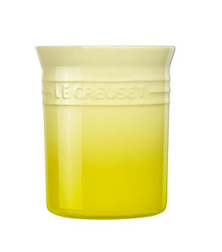 Le Creuset contenitore per Utensili da Cucina, 1,1 Litri, Gres, Giallo