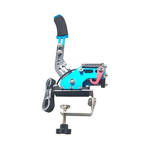 HilMe - Freno de mano USB con accesorios, periféricos profesionales para los juegos de carreras...