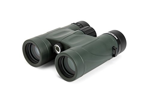 Celestron 71330 Nature DX 8x32 Binocular (Green)