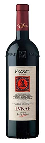 Cantine Lunae Bosoni - Colli di Luni Rosso'Niccol V' 2004 0,75 lt.