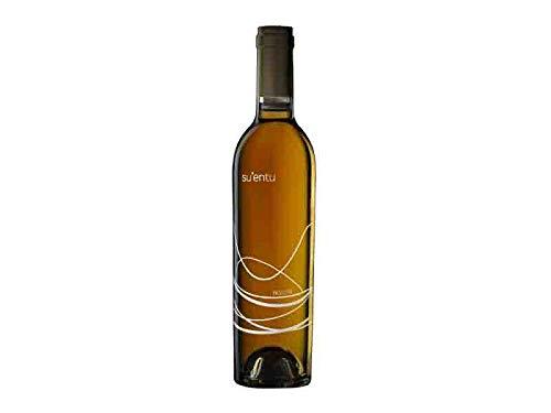 6 x 0.375 l - Vino bianco passito da uve Moscato di Sardegna - prodotto dalle Cantine Su'Entu