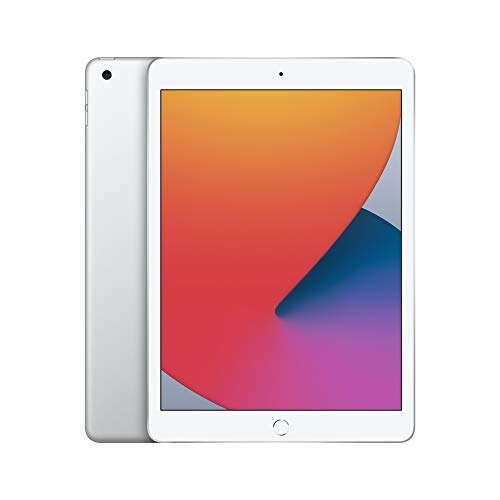 Apple iPad (de 10.2 pulgadas, con Wi-Fi y 32 GB) - Plata...