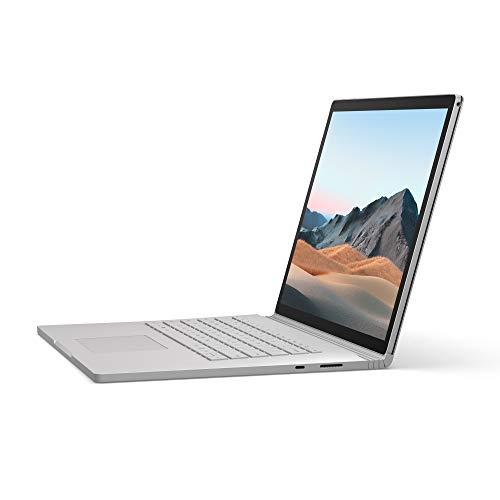 "Microsoft Surface Book 3 da 15"", Core i7, RAM 32 GB, SDD 512 GB, Platino"