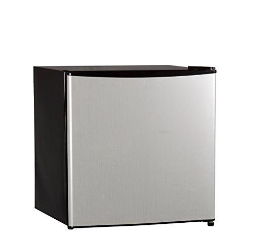 Midea WHS-65LSS1, 1.6 Cubic Feet, Stainless Steel