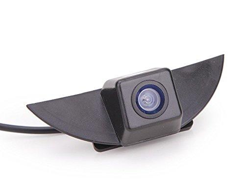 Navinio auto vista frontale fotocamera veicolo Carmera frontale auto di visione telecamera per X-trail/Tiida/Qashqai/Livina/Fairlady/350Z/370Z/Juke/Patrol/GT-R/Pulsar/Cube/Armada/Versa/Altima/ XC60
