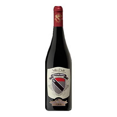 Vino Fumin DOC - 100% vitigno autoctono valdostano - Lt 0,750 - alcool: da 12,5 a 13% in vol.