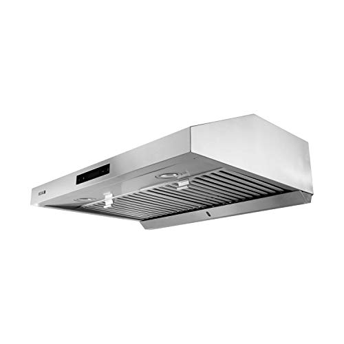 VESTA 860CFM 30'' Stainless Steel Under Cabinet Range Hood