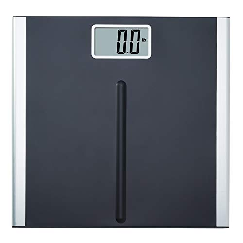 EatSmart Precision Premium Digital Bathroom Scale with 3.5' LCD and 'Step-On' Technology