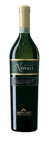 Moncaro Vigna Novali Castelli Di Jesi Verdicchio Riserva Docg Classico Vino Bianco - 750 Ml