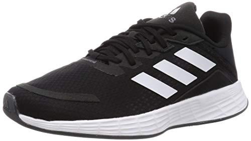 adidas Duramo SL, Sneaker Hombre, Core Black/Footwear White/Grey, 46 EU
