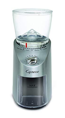 Capresso Infinity Plus V2 Conical Burr Grinder 2