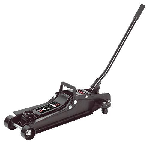 KS Tools 161.0361, hydraulischer Wagenheber aus Stahl, ECOline 2T