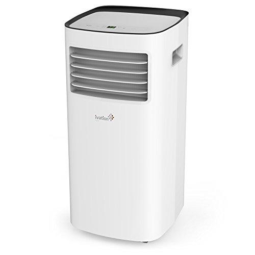 3. Ivation 10,000 BTU Portable Air Conditioner