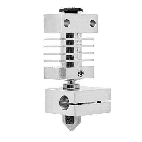 Micro Swiss All Metal Hotend Kit for Creality CR-10 / CR10 / CR10S / Ender 2 / Ender 3 Ender 5 Pr...