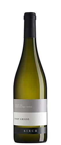 Colli Orientali Del Friuli D.O.C Pinot Grigio 2018 Sirch Bianco Friuli Venezia Giulia 13,0%
