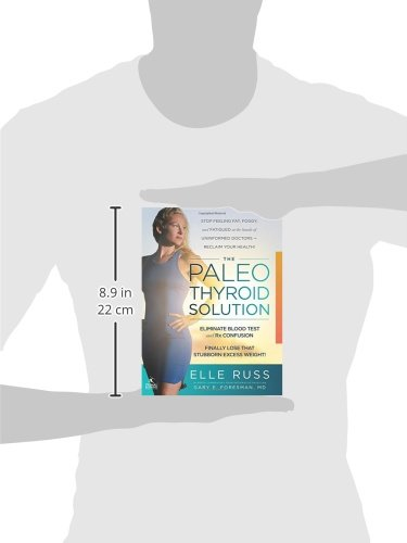 The Paleo Thyroid Solution: Stop Feeling Fat, Foggy, And Fatigued At The Hands Of Uninformed Doctors - Reclaim Your Health! 2