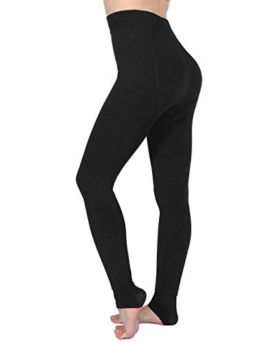 Leggings Mujer, Aiglam Leggings Térmicos Mujer Con Talla Extra Forro...