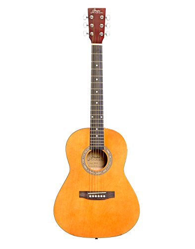 Clayton JC36NT 6-strings Acoustic Guitar Right Hand Natural Without Case