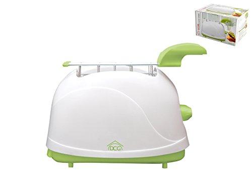 Dcg KT1200 Tostafette Elettrico pinze 500w Elettrodomestici per la casa, Plastica, Acciaio...
