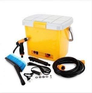 PERFECTBELL Car Washer Portable Water Spray High Pressure Car Washing Machine Bike Washer Water Spray Gun (Multicolor)